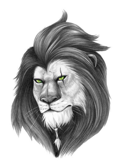 Animal Digital Drawing | NIGHTLEO | PENUP