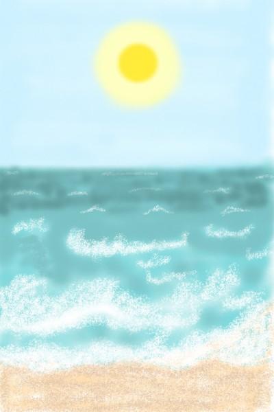 Landscape Digital Drawing | Elvira | PENUP