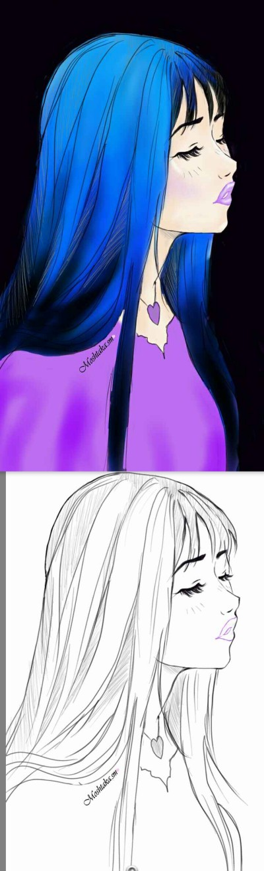 ☆ | Safaa.sm | Digital Drawing | PENUP