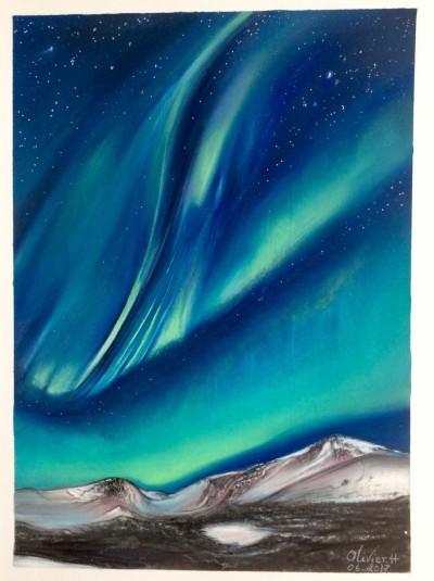 Aurora   artgraphit   Digital Drawing   PENUP