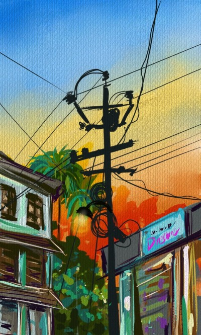 street | shahir | Digital Drawing | PENUP