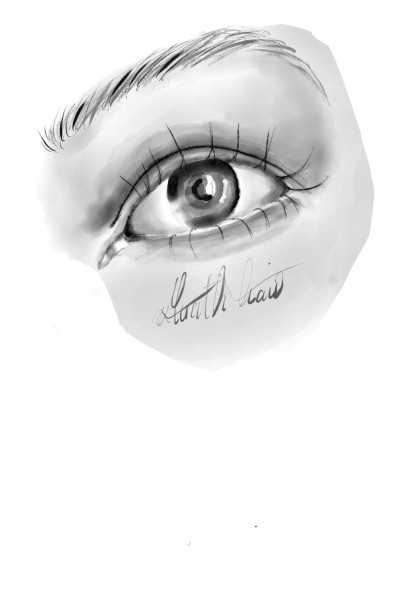 my first time  | muathhani96 | Digital Drawing | PENUP