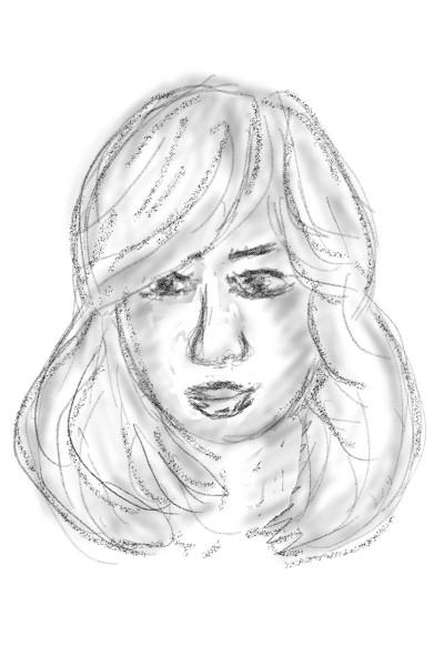 Portrait Digital Drawing | Asho.Fd32 | PENUP