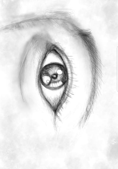 the eye   deka   Digital Drawing   PENUP