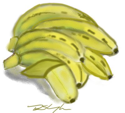 banana | Bluzie | Digital Drawing | PENUP