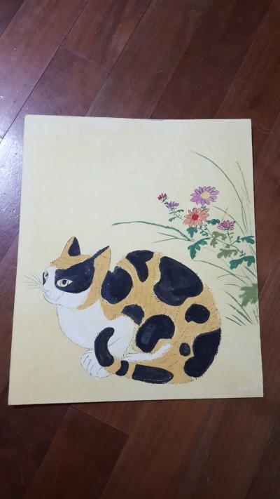 cat | korea_daniel | Digital Drawing | PENUP