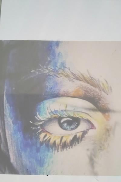 얼굴에흐르는강 | Yeji | Digital Drawing | PENUP