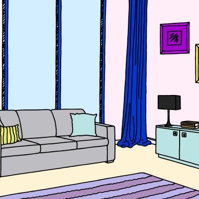 아늑한 집 | SB87 | Digital Drawing | PENUP