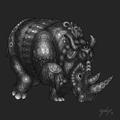 Coloring Digital Drawing | YuiKP | PENUP