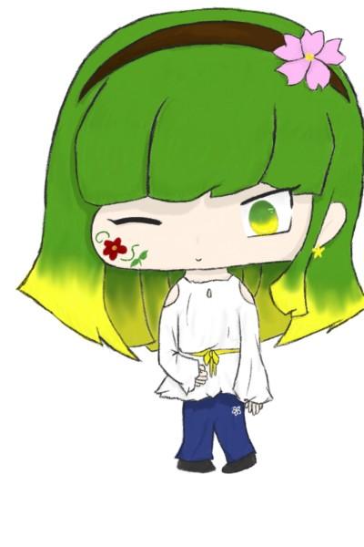 Character Digital Drawing | Reyna_2 | PENUP