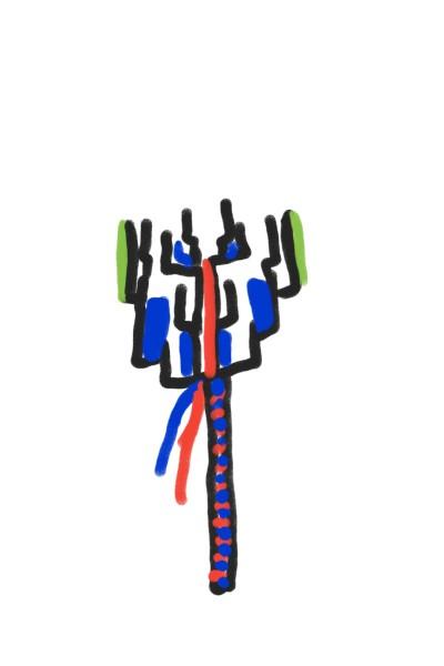 PENUP Digital Drawing | JIMI_red | PENUP