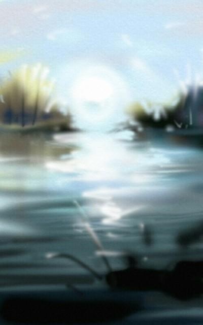 Landscape Digital Drawing | vlad | PENUP