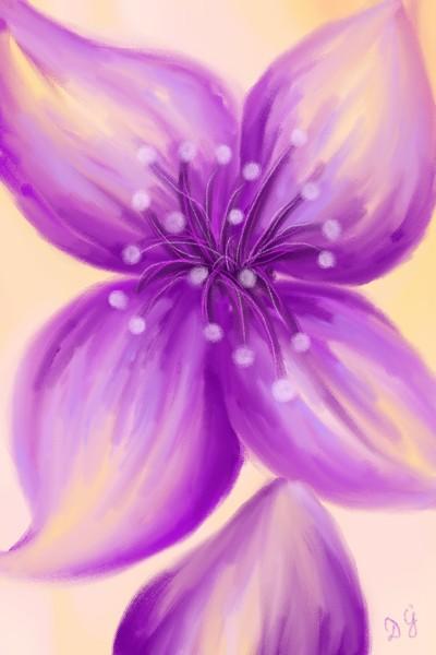 Hibiscus | Damirijana | Digital Drawing | PENUP