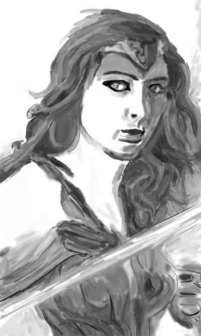 Charcoal Version | Choloaldon | Digital Drawing | PENUP