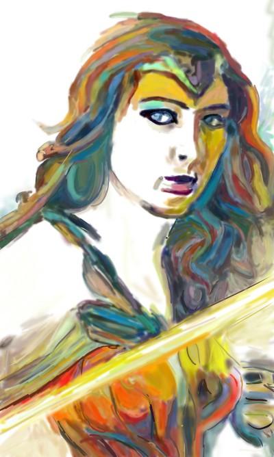 Portrait Digital Drawing | Choloaldon | PENUP