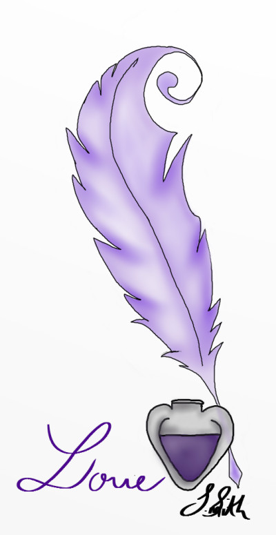 Purple quill   Tink   Digital Drawing   PENUP