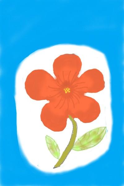 Flower  | Avi | Digital Drawing | PENUP