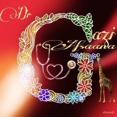 For my friend Dr.Gazi Afsaana ♡ | krish | Digital Drawing | PENUP