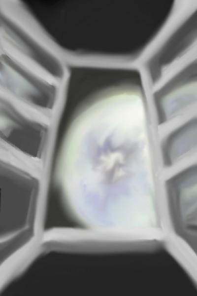 moon | heihei | Digital Drawing | PENUP