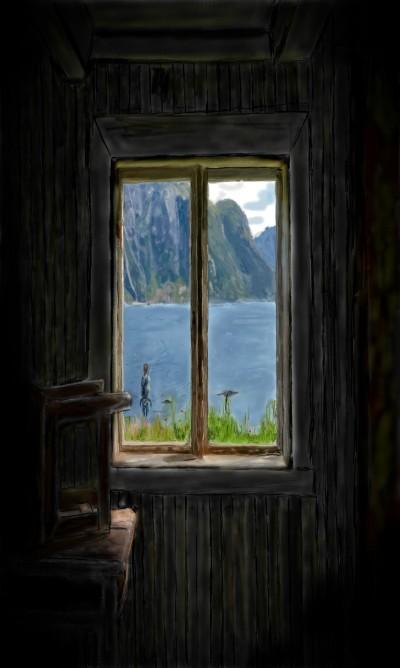 Window View | Choloaldon | Digital Drawing | PENUP