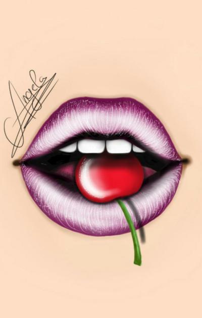 Mon Cherie | AngelaPezzotti | Digital Drawing | PENUP