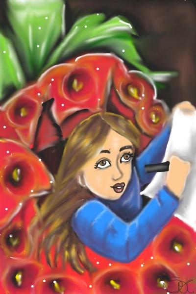 vermelho | suelicongonhas | Digital Drawing | PENUP