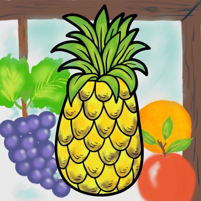 fruit | Piero | Digital Drawing | PENUP