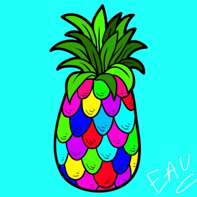 ananas | ginnyweasley | Digital Drawing | PENUP