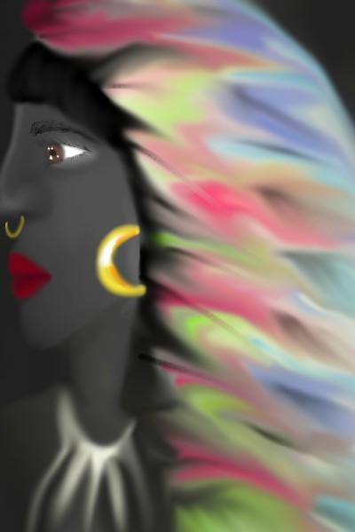 Character Digital Drawing | val | PENUP