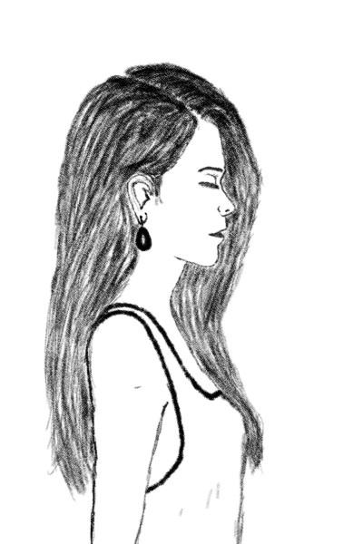 Portrait Digital Drawing | tunc25 | PENUP