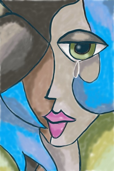 Abstract art Digital Drawing | m_c_s | PENUP