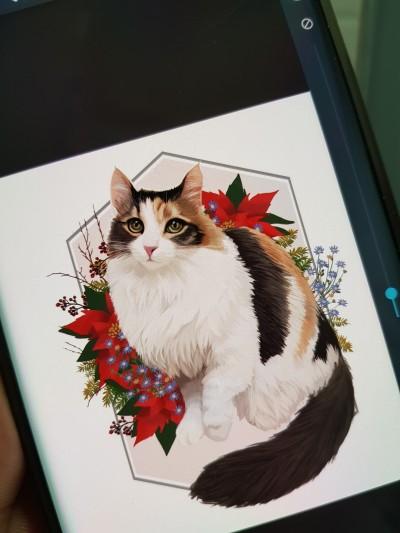 Animal Digital Drawing | kimdajeong | PENUP