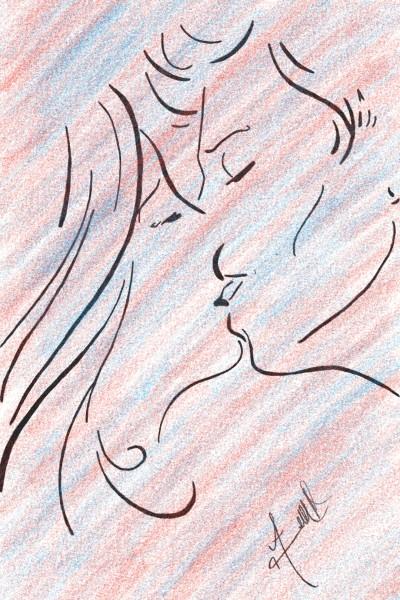 majnon na boda  | Abrarahmad | Digital Drawing | PENUP