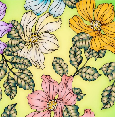 flowers | Zenovia | Digital Drawing | PENUP