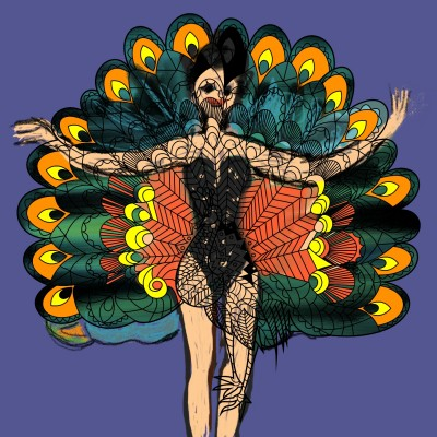 Carnaval!!!   lopz   Digital Drawing   PENUP