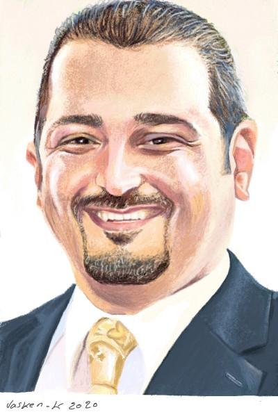 criminal defense attorney Rafi Naljian  | waskenkaralian | Digital Drawing | PENUP