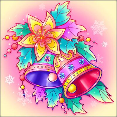 クリスマス  ベル | Gaycouple | Digital Drawing | PENUP