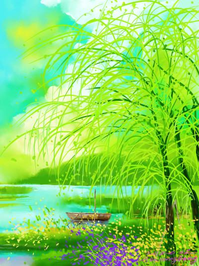 Willow | SSB | Digital Drawing | PENUP