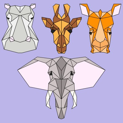 animals  | Alena | Digital Drawing | PENUP