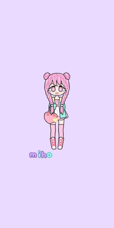 miho님 이벤트 캐릭터 | Hayeon | Digital Drawing | PENUP