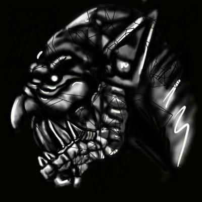 WarCraft Ork | SummerKaz | Digital Drawing | PENUP