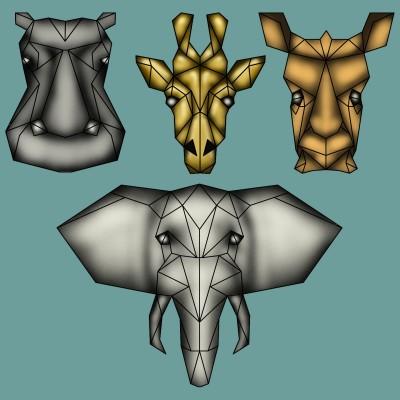 Animals | JammyC | Digital Drawing | PENUP