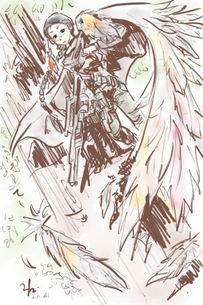 the eagle | Chuna | Digital Drawing | PENUP