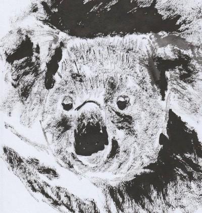 kola - Sumi ink & sumi brush | Blueflow | Digital Drawing | PENUP