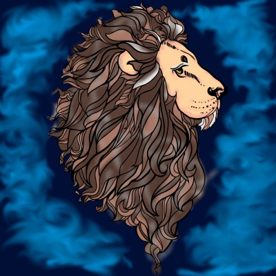 Lion of Judah  | KarenC | Digital Drawing | PENUP