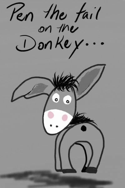 Games/Donkey | KarenC | Digital Drawing | PENUP