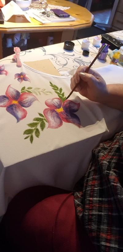 on blouse | Damirijana | Digital Drawing | PENUP