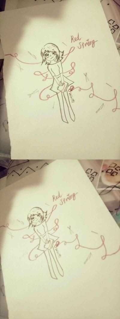 cr to my inspirational friend :april/xuanyi | yerim | Digital Drawing | PENUP