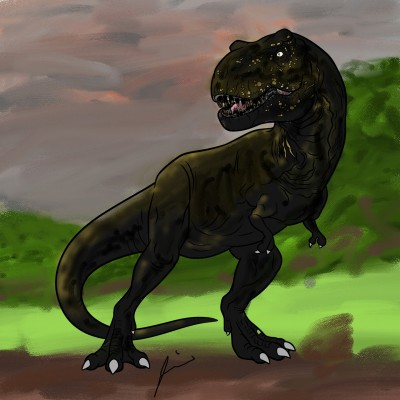 rex | gman187 | Digital Drawing | PENUP