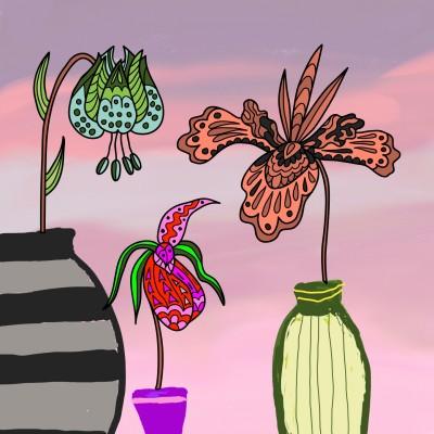 plants | Chris | Digital Drawing | PENUP
